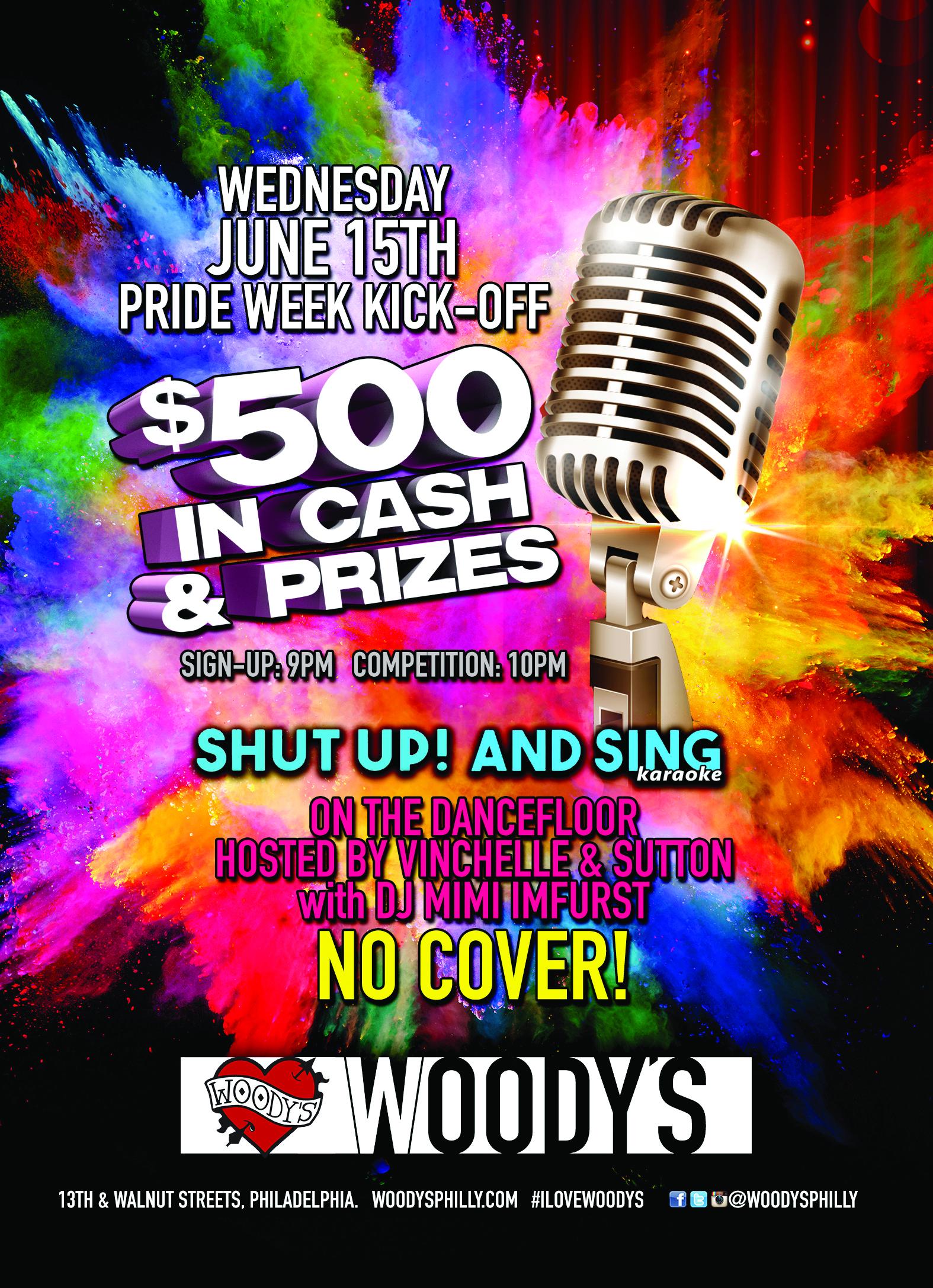 from Zain gay karaoke philadelphia
